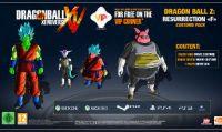 DLC Pack gratis per Dragon Ball Xenoverse