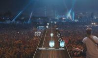 Prime tracce della tracklist di Guitar Hero Live