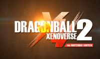 Disponibile Dragon Ball Xenoverse 2 per Switch