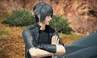Il nuovo evento di Final Fantasy XIV vedrà la presenza di Noctis