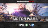 GTA Online - Ricompense triple in Guerriglia motorizzata, GTA$ e RP doppi in Vendetta su ruote e Velocità esplosiva