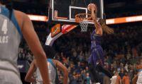 Le campionesse del basket saranno presenti in NBA Live 18