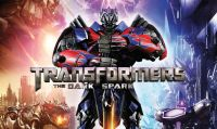 Transformers: The Dark Spark Gameplay Trailer