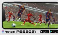 PES 2021 Mobile è ora disponibile