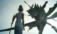 FFXV – Un video mostra Leviathan, Titan e Ramuh