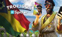 Disponibile 'Spitter', il nuovo DLC di Tropico 6