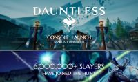 Dauntless - Superati i 6 milioni di giocatori in meno di dieci giorni