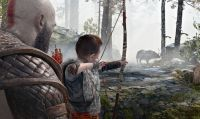 Rivelate le dimensioni del file di God of War
