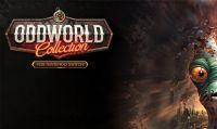 Oddworld Collection è ora disponibile su Nintendo Switch