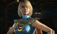 Injustice 2 - La potenza di Supergirl nel nuovo gameplay