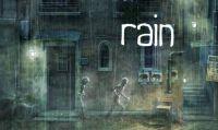 Rain - Trailer di lancio