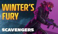 Winter's Fury, la nuova stagione di Scavengers, introduce la prima nuova esploratrice giocabile, un boss aggiuntivo e altro ancora