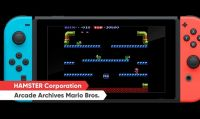 Arena of Valor e Arcade Archives Mario Bros hanno una data di lancio