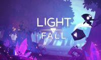 Nintendo pubblica il trailer di lancio del platform Light Fall