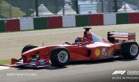 F1 2020 - Il nuovo filmato presenta la Schumacher Edition