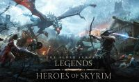 Eroi di Skyrim è da oggi disponibile