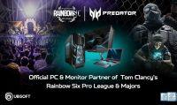 Ubisoft dà il via a una Stagione X della Tom Clancy's Rainbow Six Pro League