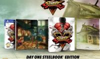 Day One Steelbook Edition di Street Fighter V in Europa