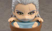 Good Smile Company dà il via al pre-order del Nendoroid di Geralt