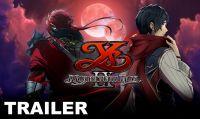 Ys IX: Monstrum Nox in arrivo a Luglio 2021 su Nintendo Switch