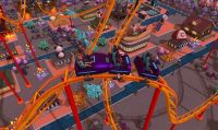 RollerCoaster Tycoon Adventures dal 29 novembre su Switch