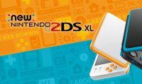New Nintendo 2DS XL - Un video mostra i dettagli della console