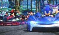 Scaldate i motori, ecco il trailer di lancio di Team Sonic Racing