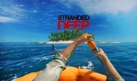 Stranded Deep è in arrivo il 9 ottobre su PS4 e Xbox One
