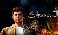 Il lancio di Shenmue 3 slitta a novembre