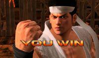 Virtua Fighter 5 su Yakuza 6, faville su PS4 Pro