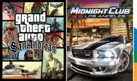 GTA: San Andreas, Midnight Club: LA e Table Tennis disponibili su Xbox One dal 7 giugno
