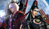 Un crossover tra Devil May Cry e Bayonetta? Dipende tutto da Capcom