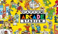 Capcom Arcade Stadium è disponibile su PS4, Xbox One e PC