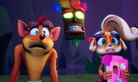 Crash Bandicoot 4 - Svelato il peso del gioco