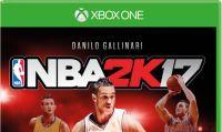 Il Gallo conquista la copertina di NBA 2K17