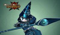 Monster Hunter Generations – Rilasciato il DLC di novembre