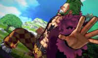 Trailer per One Piece: Burning Blood