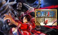 One Piece: Pirate Warriors 4 - Pubblicato un nuovo spot televisivo