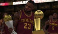 NBA 2K18 arriverà anche su Nintendo Switch
