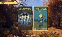 Fallout 76 - Modalità Sopravvivenza Beta disponibile