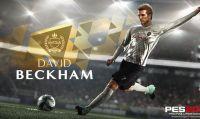Konami annuncia il lancio di PES 2018 Mobile e schiera in campo il leggendario David Beckham
