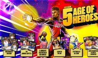 NBA 2K21 – Presentata la Season 5: Age of Heroes di MyTEAM