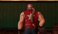 Terry Bogard sarà presente anche nel roster di Fighting EX Layer
