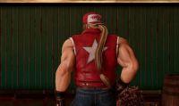Terry Bogard sarà presente anche nel roster di Fighting EX Layer