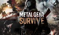 Konami pubblica il trailer di lancio di Metal Gear Survive