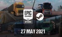 Truck Driver verrà lanciato su Steam il 27 maggio