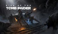 Rise of the Tomb Raider – Video confronto tra PS4 e PS4 Pro