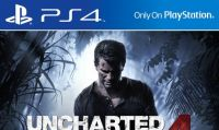 Amazon svela la copertina di Uncharted 4?