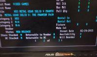 Metal Gear Solid V: The Phantom Pain - Svelata la data di lancio?