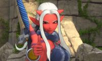 Data di lancio e video gameplay per Dragon Quest X